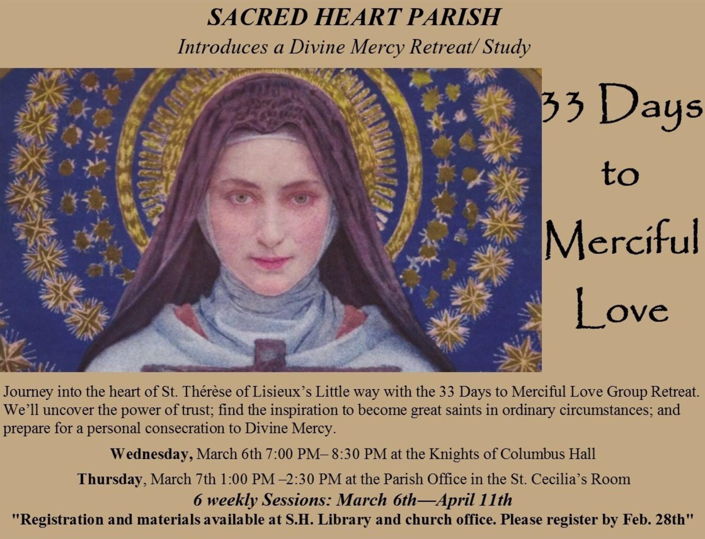 33 Days Merciful Love 1