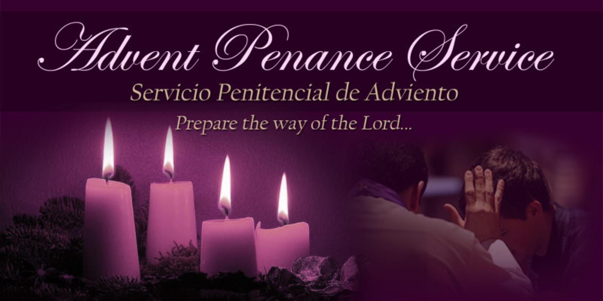 Advent Penance