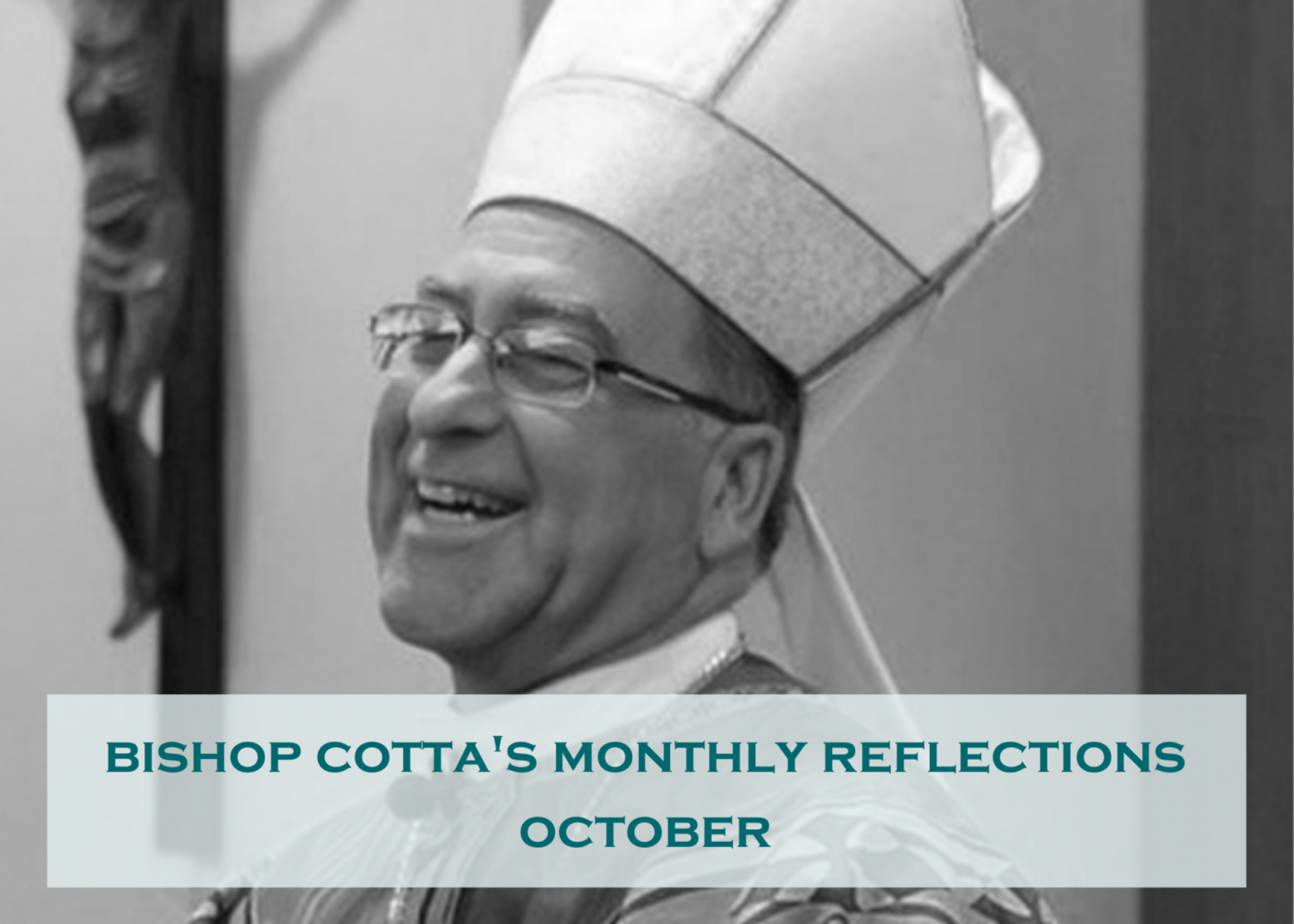 Bishop Cotta Monthly Reflections