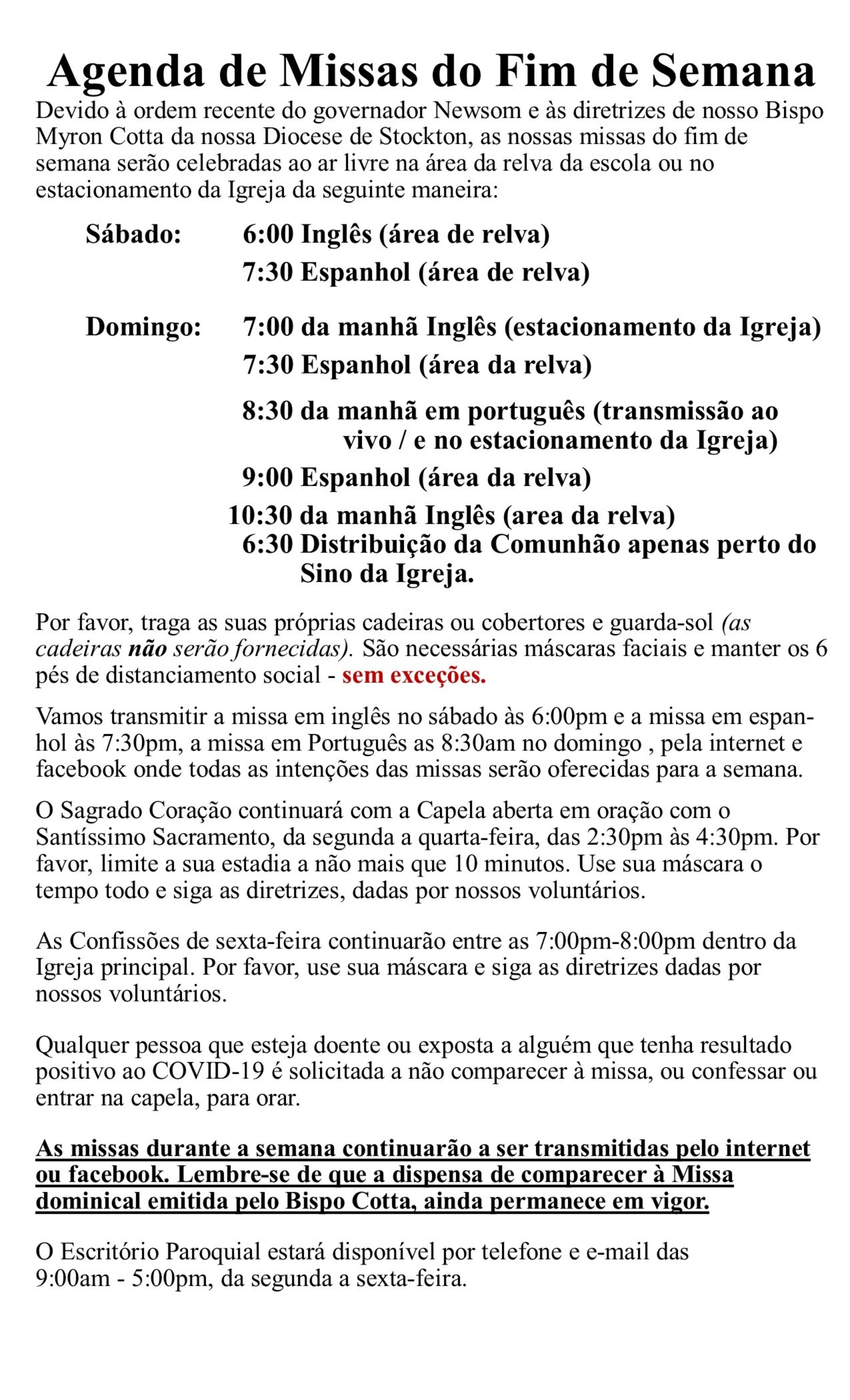 New Directives In Portuguese 2