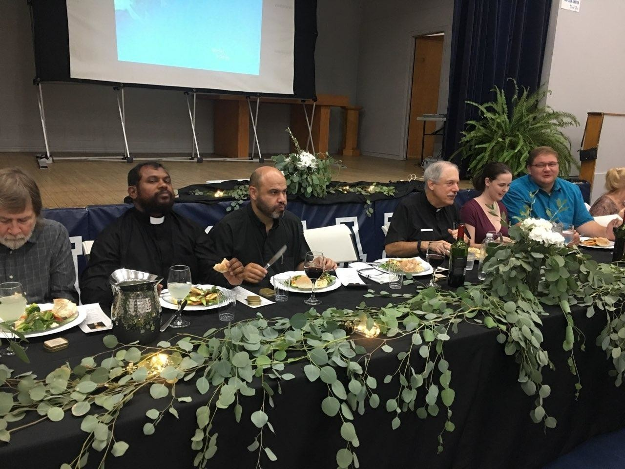 Fr. Pat Dinner