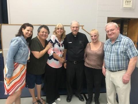 Fr. Pat family