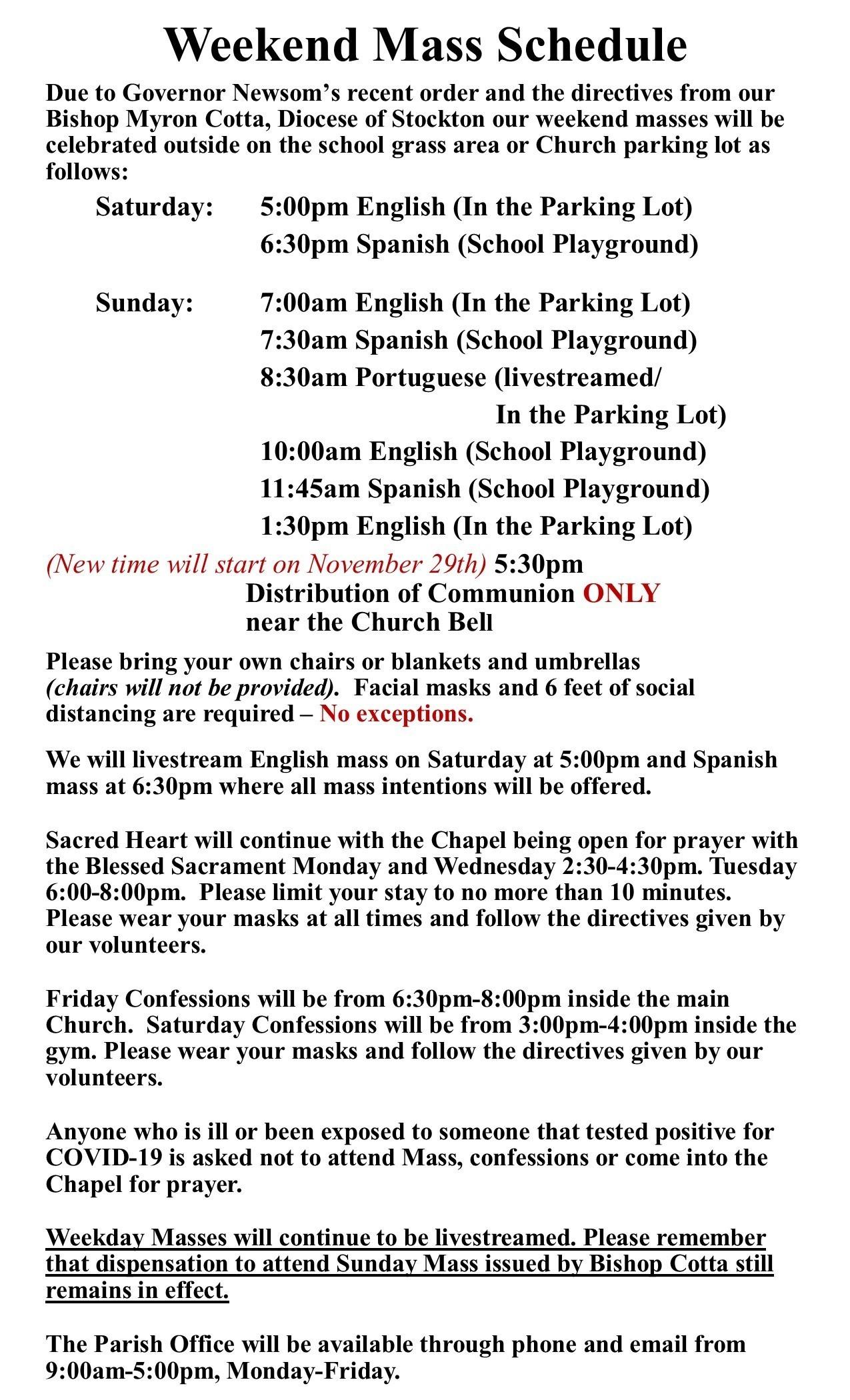 New Directives English 11 2020