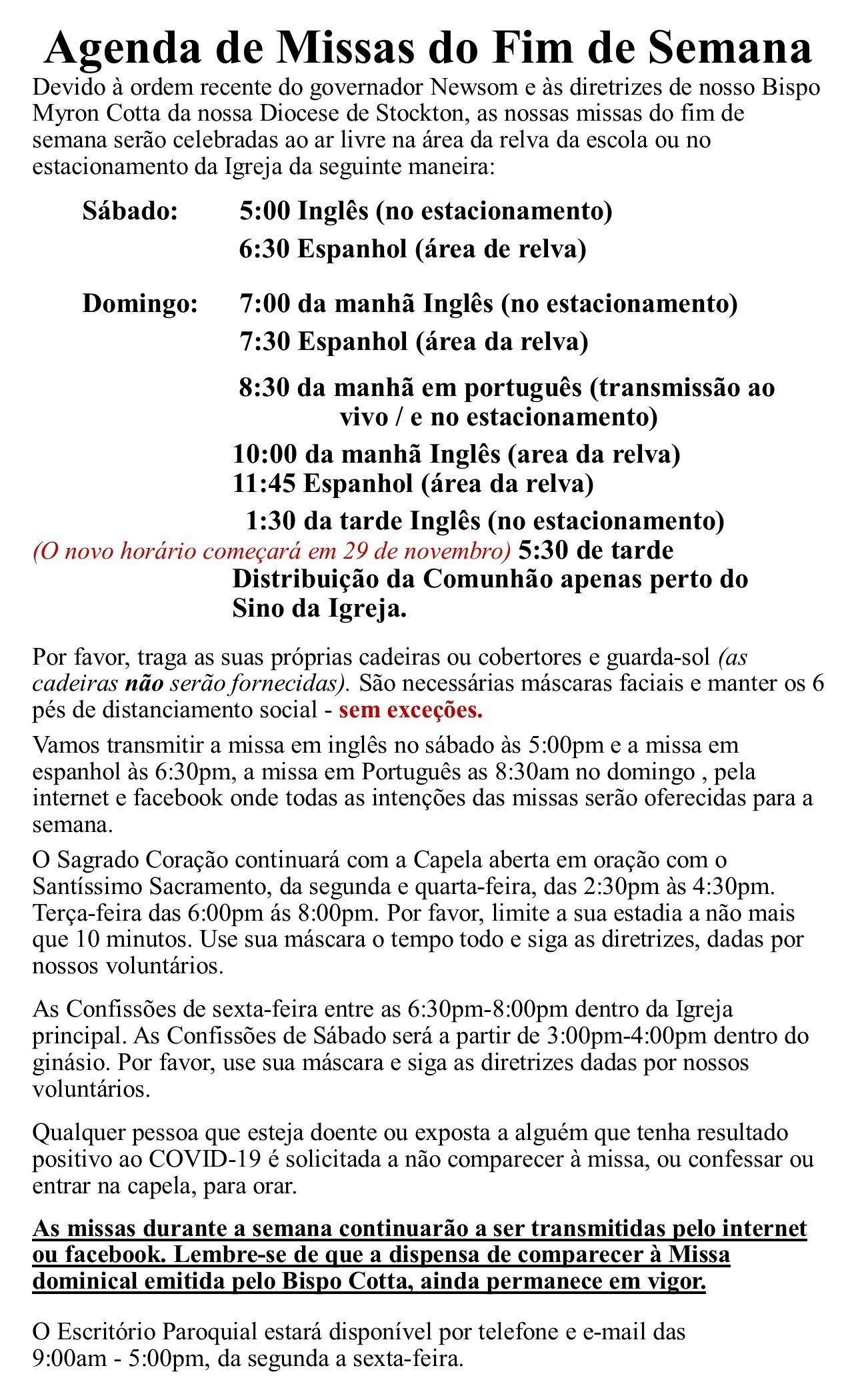 New Directives Portuguese 11 2020