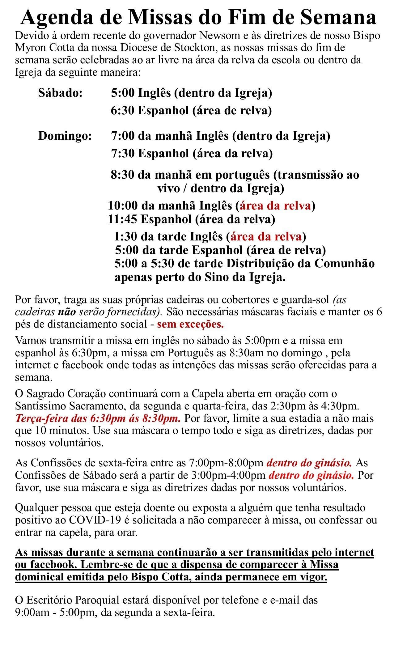 Portuguese Directives April 2021