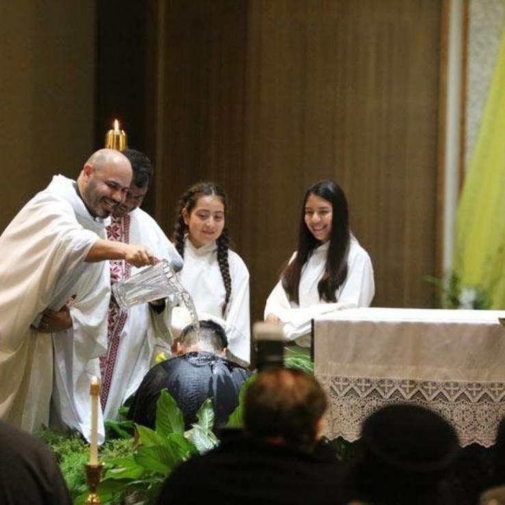Eater Vigil Fr. Luis
