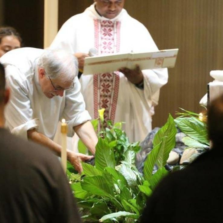 Easter Vigil Fr. Pat