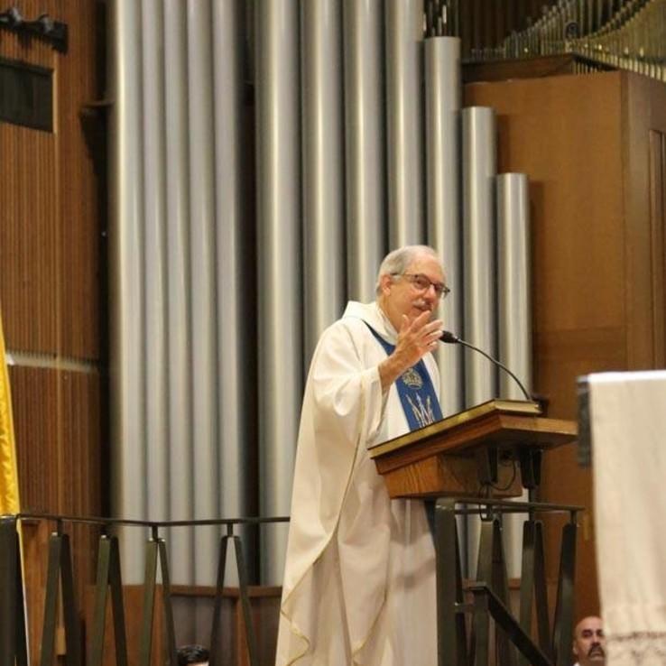 Holy Thursday Fr. Pat