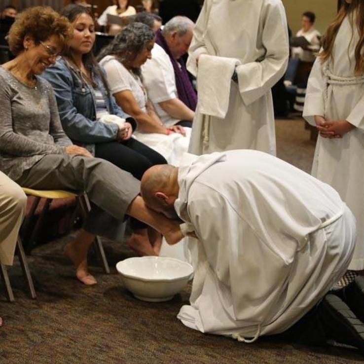 Holy Thursday Fr. Luis