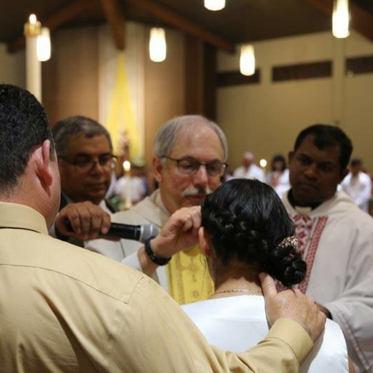 Easter Vigil Sacraments