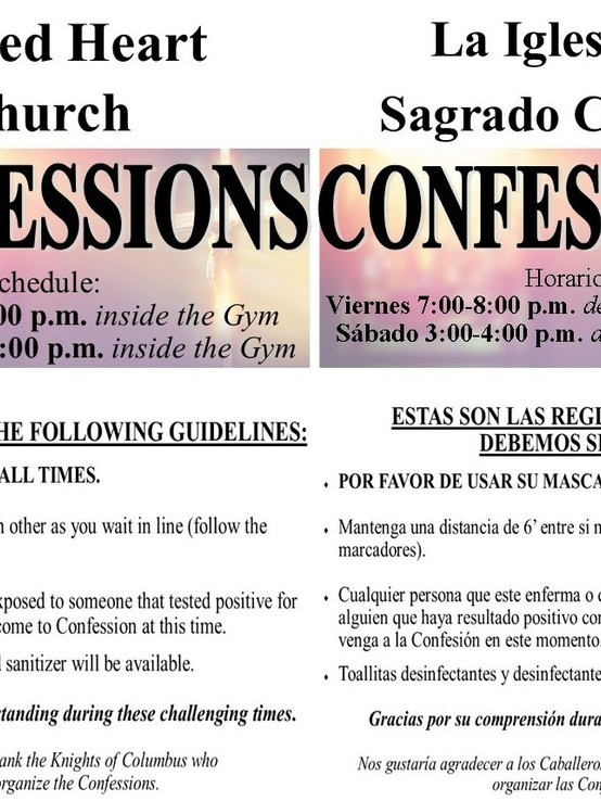 Confessions In Gym 2021