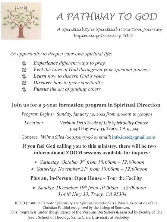 Spiritual Direction Flyer 2021 2022
