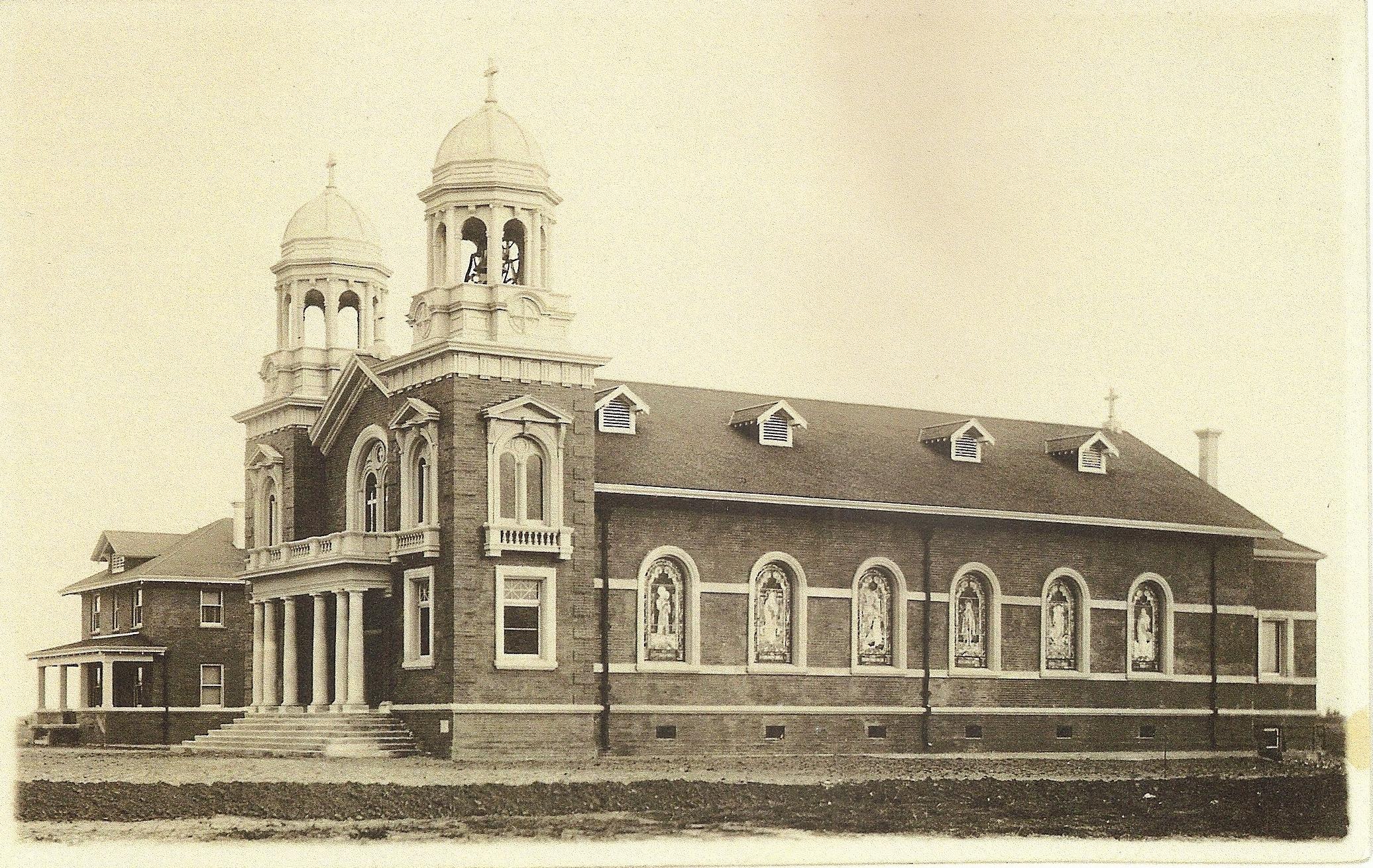 Old Sacred Heart Church